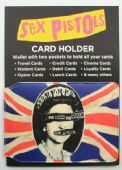 Sex Pistols - 'God Save the Queen' Card Holder Wallet